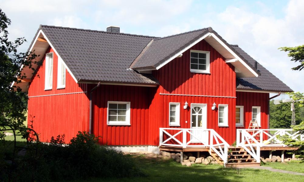Holzhaus Göteborg - BV 4803