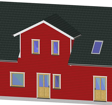 Schwedenhaus farben bedeutung  Schwedenhäuser - Fjorborg Häuser