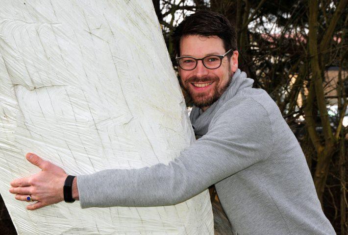 Fjorborg Projektbau - neuer Mitarbeiter Michael Brendel