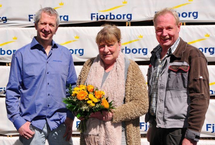 Fjorborg Häuser - Firmenjubiläum - 3x 15 Jahre