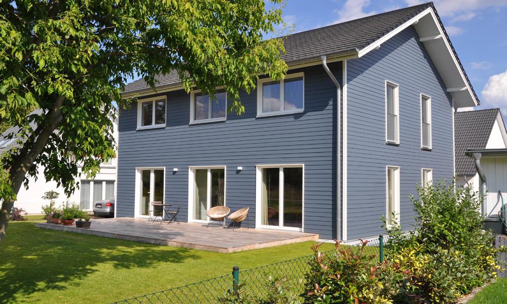 Fjorborg-Holzhaus - zweigeschossiges Haus - Haustyp Marstand - BV 5642