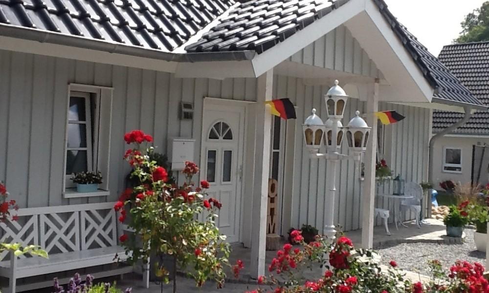 Fjorborg-Holzhaus - zweigeschossiges Haus - Haustyp Svendborg - BV 5871