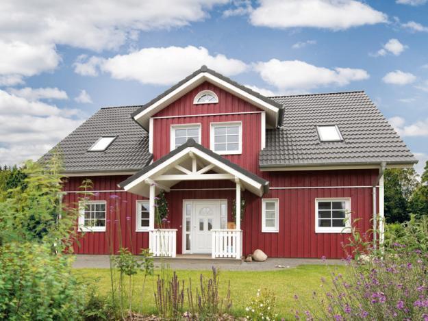 Fjorborg Häuser - Haustyp Göteborg - 1,5 geschossig - BV6796