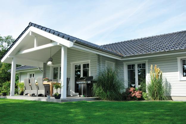 Fjorborg Häuser - Haustyp Nordby - ebenerdig - BV6282