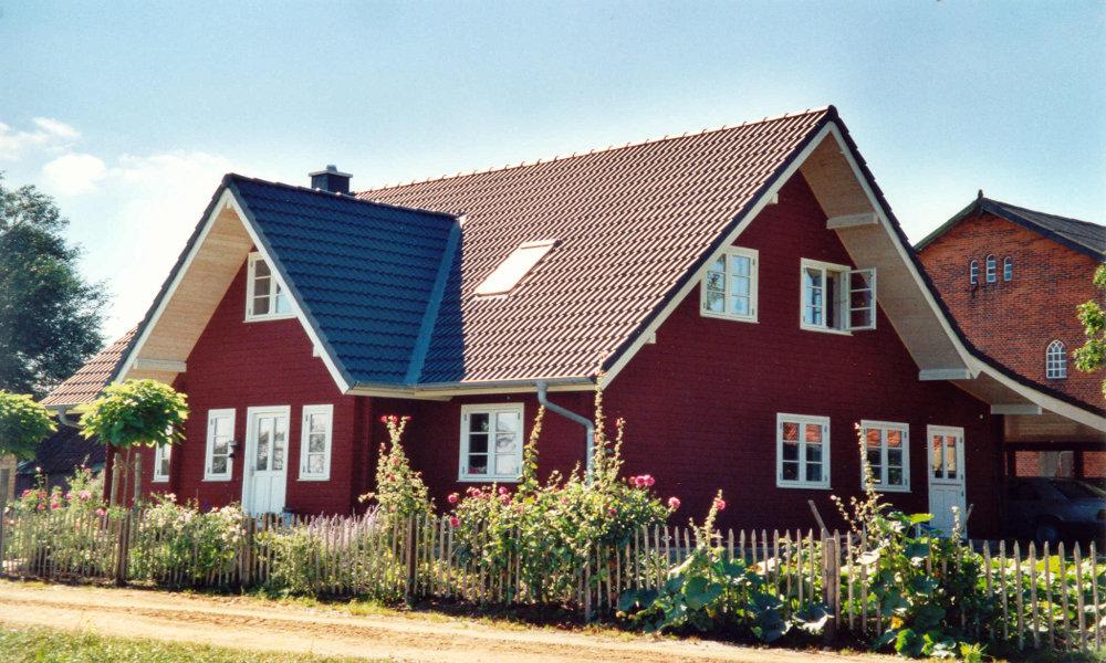 Holzhaus Göteborg - BV 2177