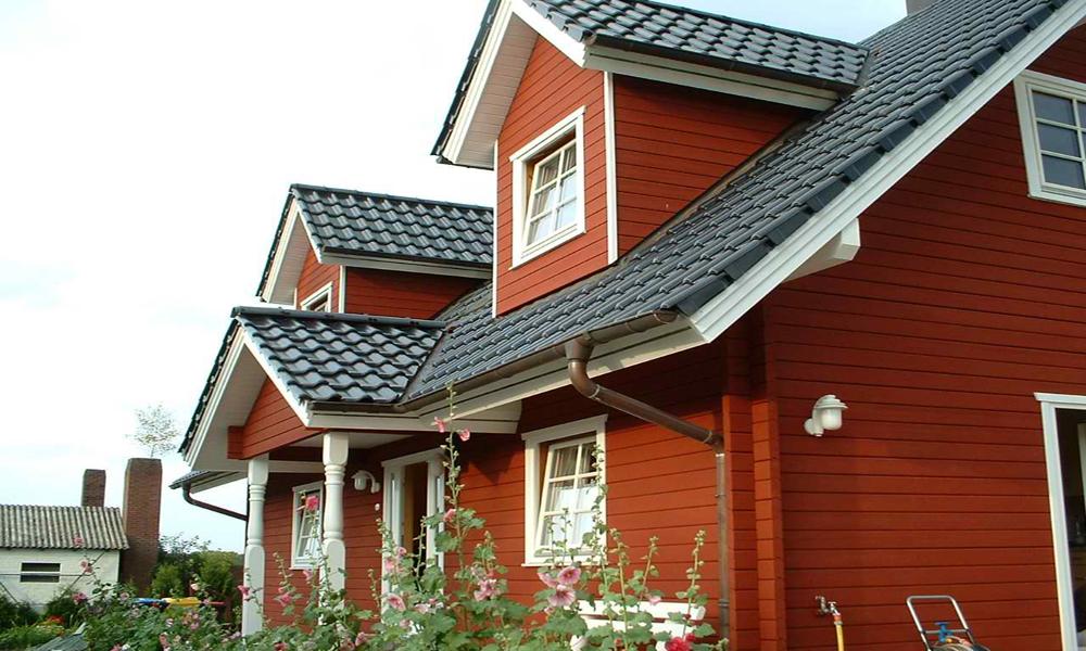Holzhaus Helsingör - BV 3638