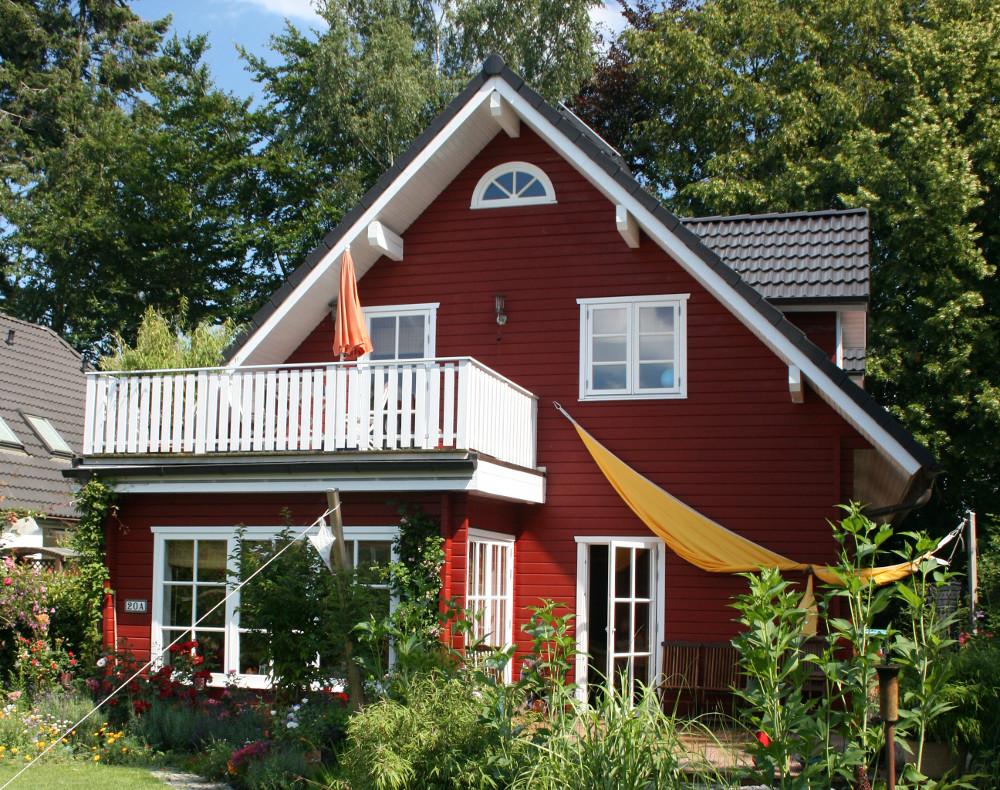 Fjorborg-Schwedenhaus zweigeschossig - Eigener Entwurf - BV 4230