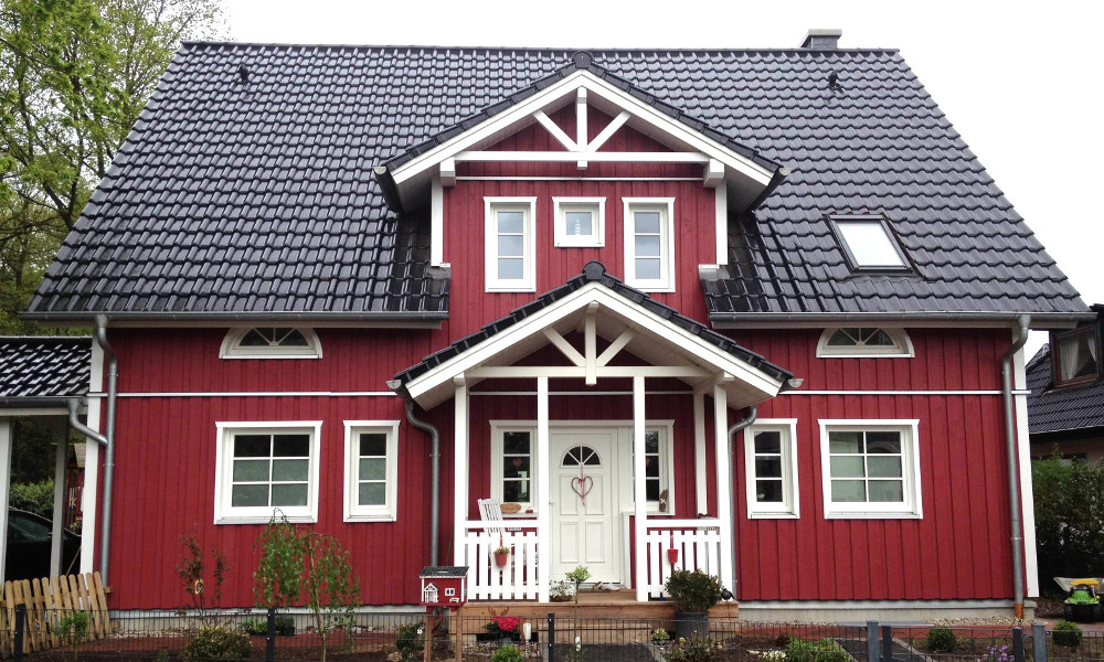 Fjorborg-Schwedenhaus - Eigener Entwurf - BV 5336