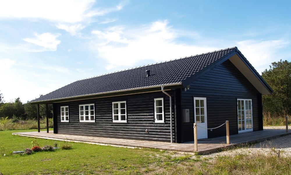 Holzhaus Tunö - BV 3852