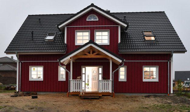 Schlüsselfertig - Fjorborg Holzhäuser