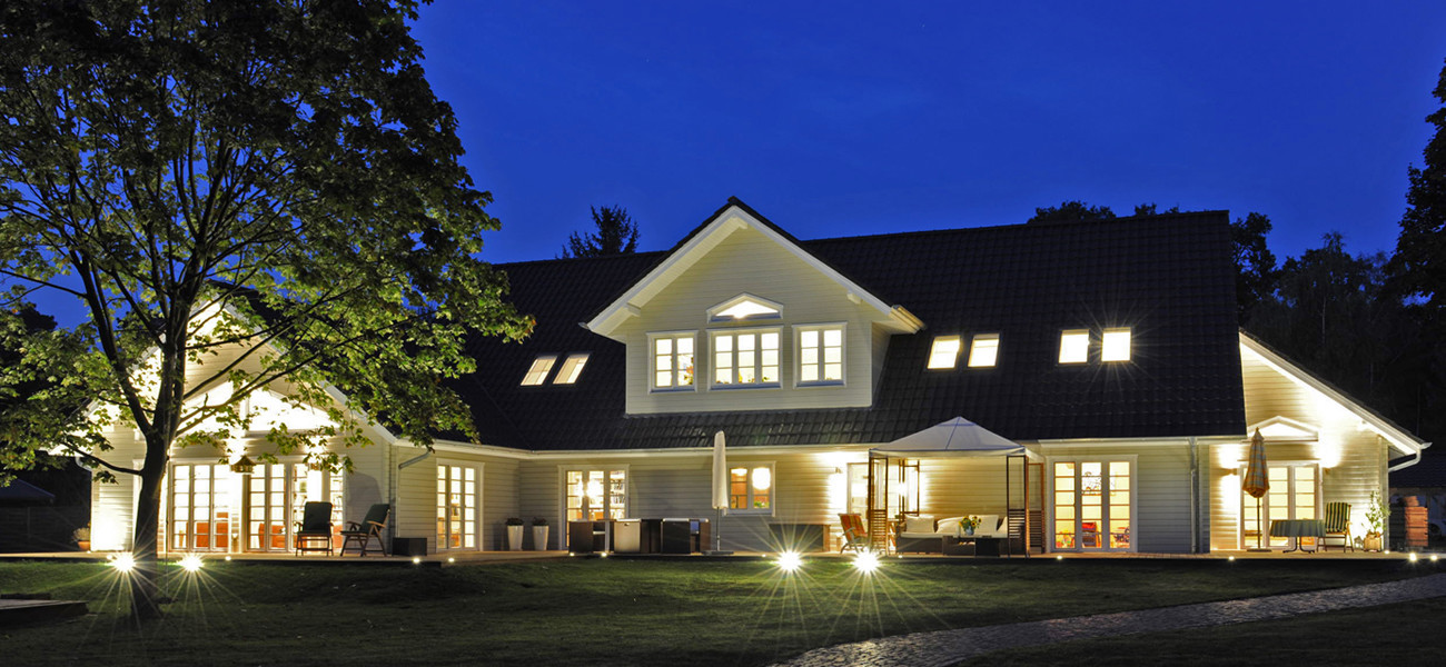 Fjorborg Holzhaeuser - Holzhaus bauen - Der Ablauf - Bauen kann so leicht sein