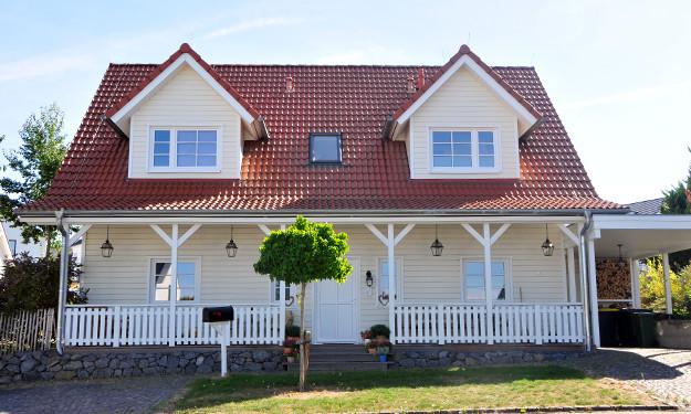 Schlüsselfertige Holzhäuser bauen - Fjorborg Holzhäuser