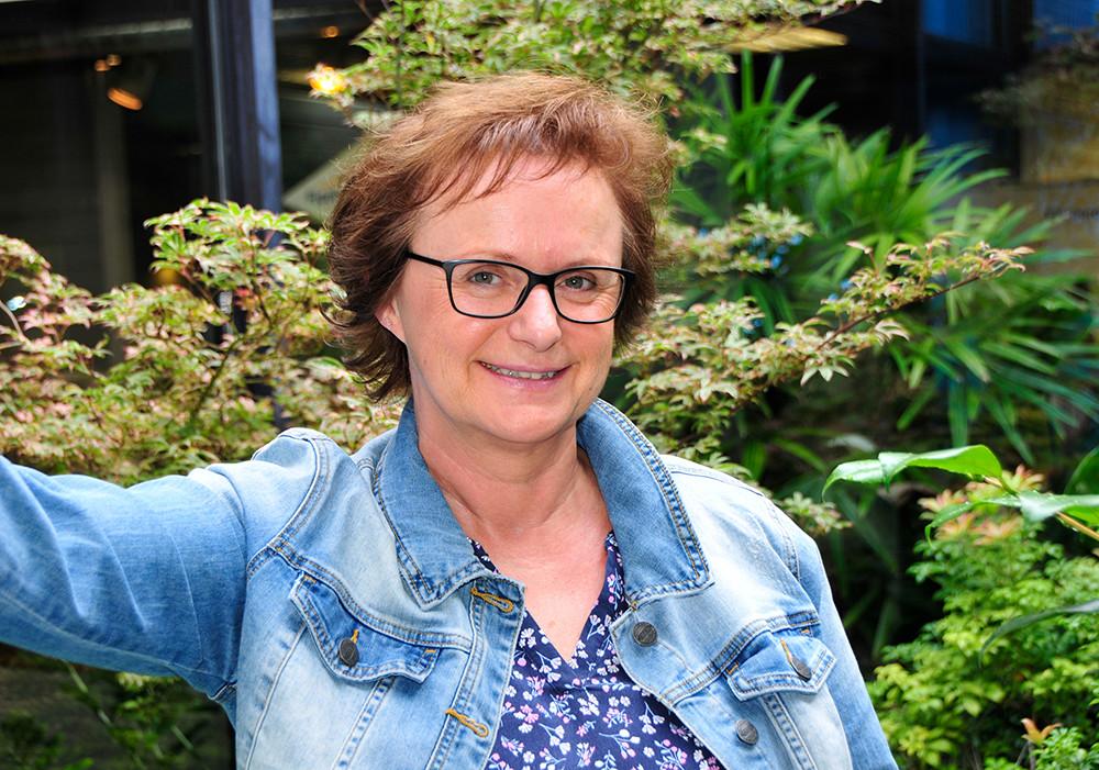 Neue Mitarbeiterin für Fjorborg - Konny Hollwedel fuer unseren Vertriebsinnendienst