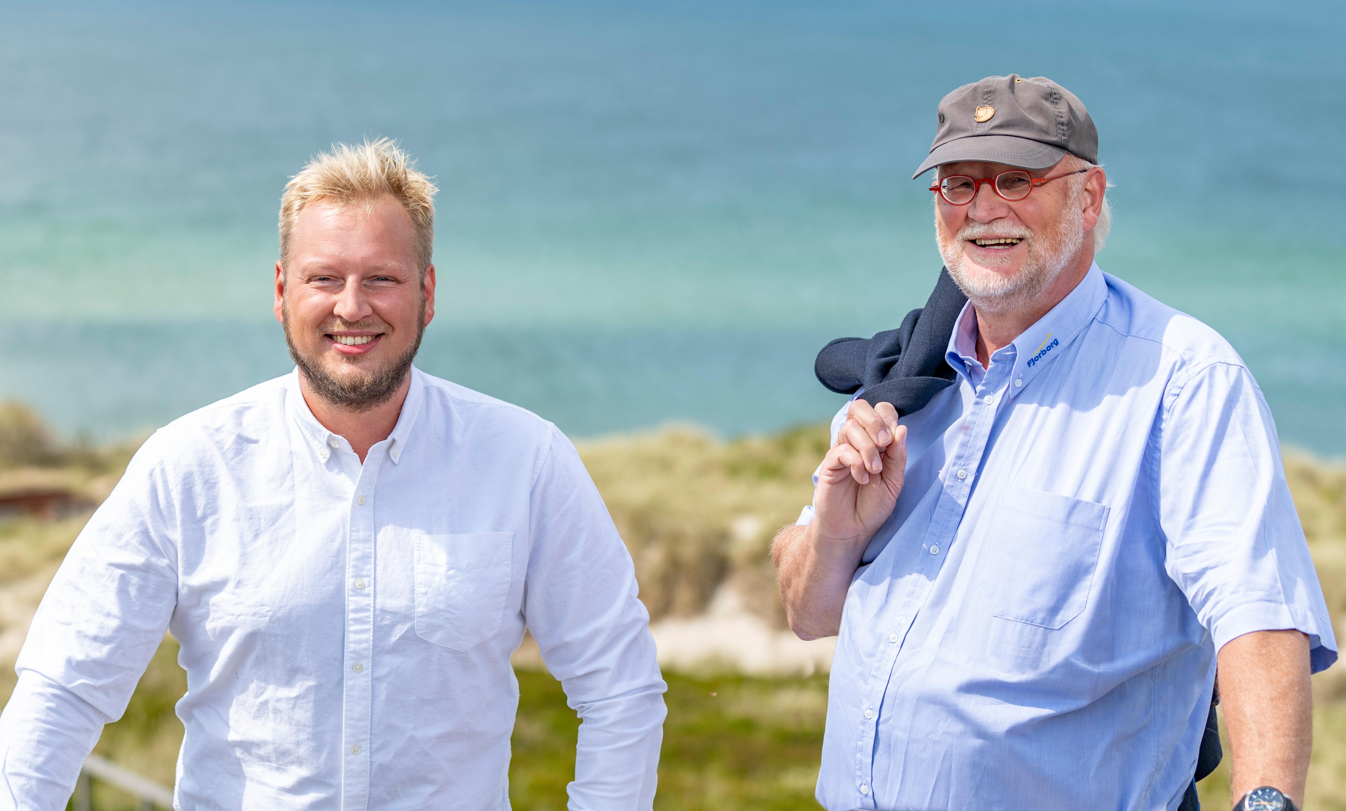 Fjorborg Haeuser - Unternehmensnachfolge Jan Leichhauer
