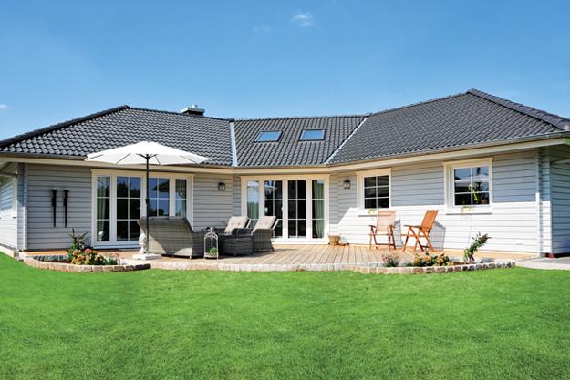 Fjorborg Holzhaeuser - Haustyp Aarhus - BV7333 - 28790