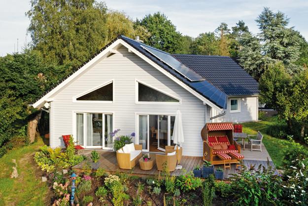 Fjorborg Holzhaeuser - Haustyp Silkeborg - BV6953 - 24568