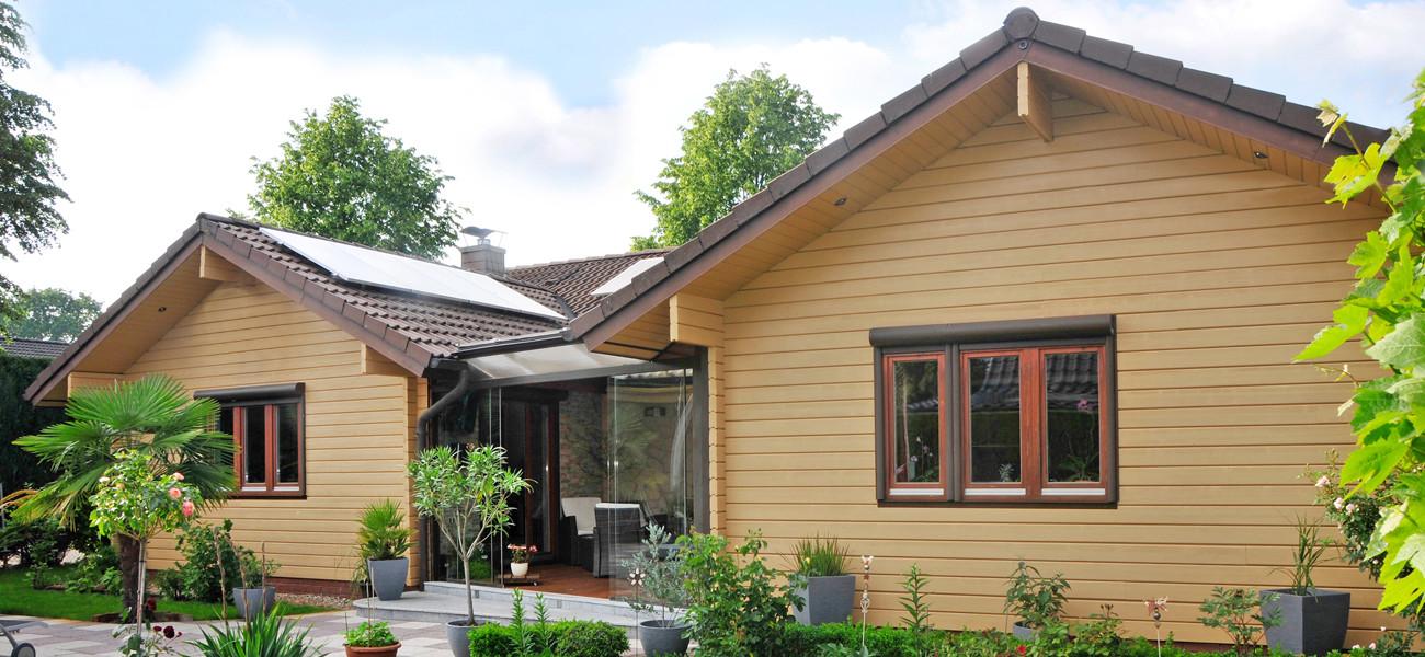 Fjorborg Holzhaeuser - Selbstbauer Familie Schwanke - BV4513