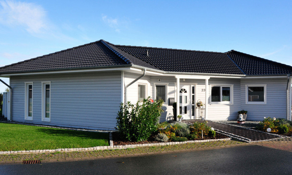 Fjorborg-Holzhaus - ebenerdiges Haus - Haustyp Lillehammer - BV 6456