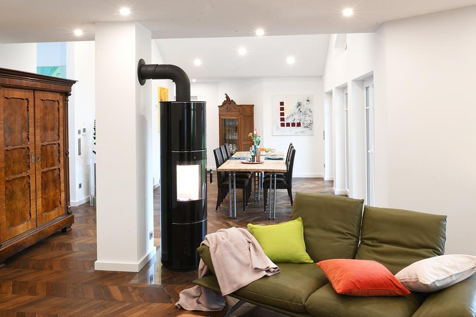 Fjorborg Haeuser Holzhaus bauen - Energie sparen