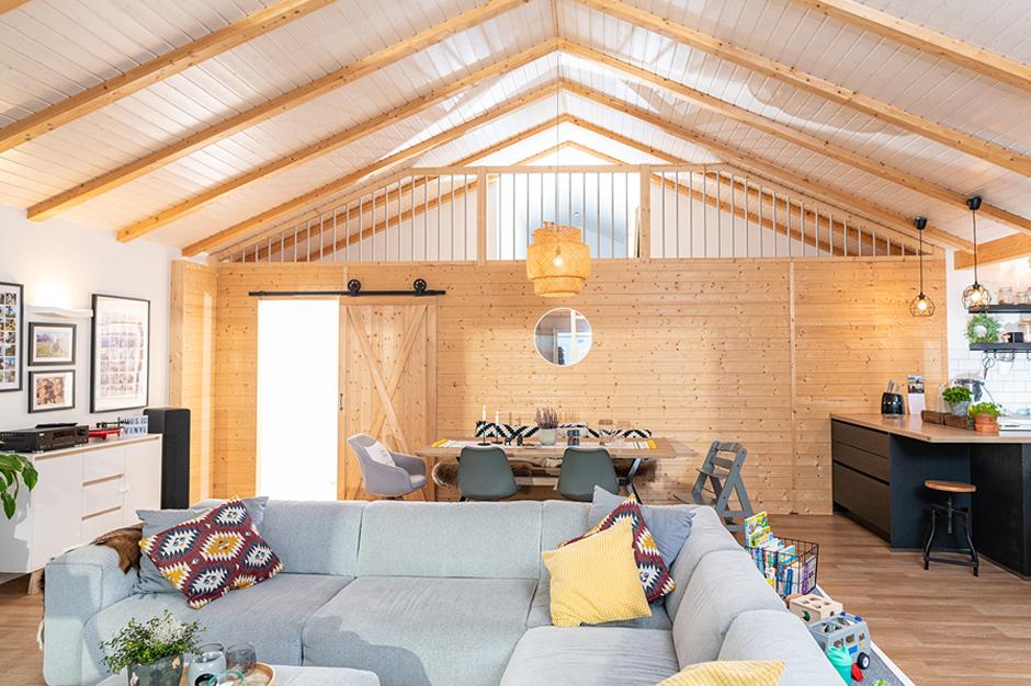 Fjorborg Haeuser - Holzhaus bauen - ideal für Allergiker - BV6923