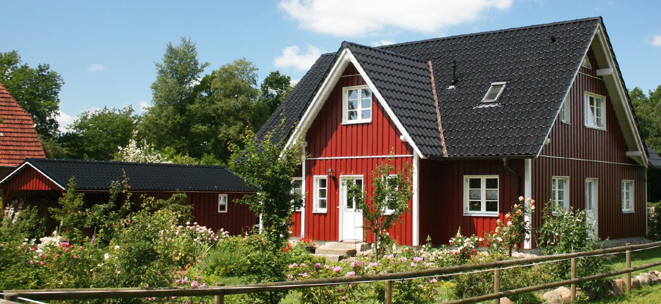 Fjorborg Holzhaeuser - Schwedenhaus kaufen - Startseite