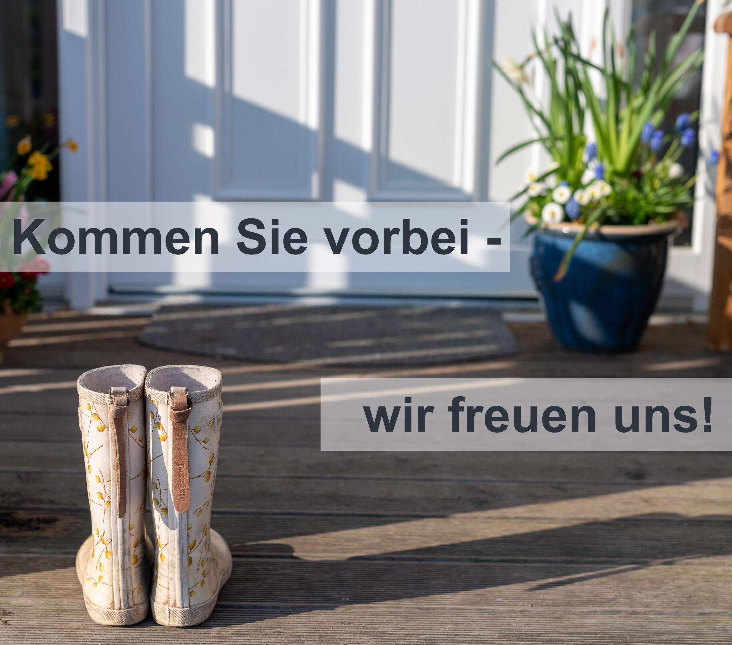 Einladung zur Bau- und Immobilienmesse: meinZuhause! in Neu-Ulm